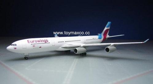 Eurowings A340-300 1:500 HE531566