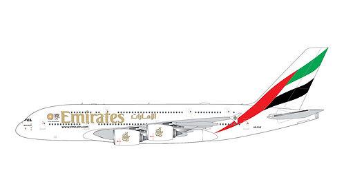 Emirates A380 A6-EUD Expo 2020 logo 1:400 GJUAE1941