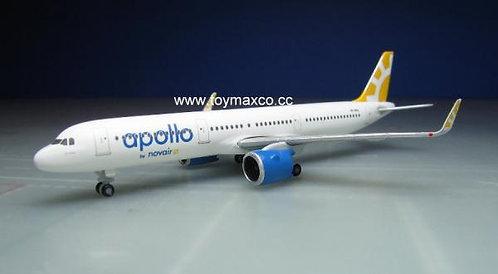 Novair A321 neo SE-RKA 1:500 HE533065