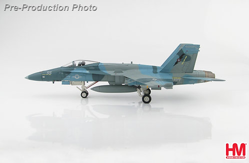 F/A-18A US Navy NSAWC #55 1:72 HA3544