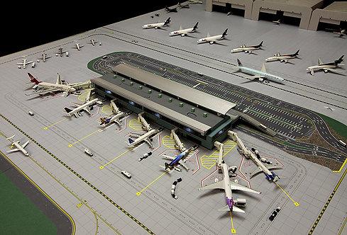 Airport Terminal 1:400 GJARPTB
