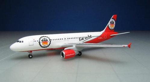 Air Berlin A320 D-ABFK Fan Force One 1:500 HE526920