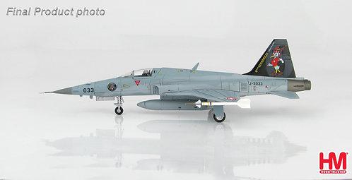 F-5E Swiss AF Staffel 6 1:72 HA3329