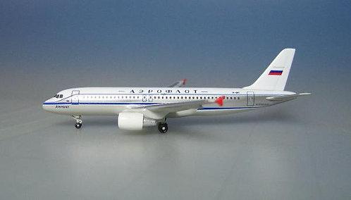 Aeroflot A320 Retrojet VP-BNT 1:500 HE525930