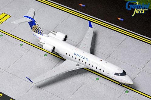 United Express CRJ-200 1:200 G2UAL795