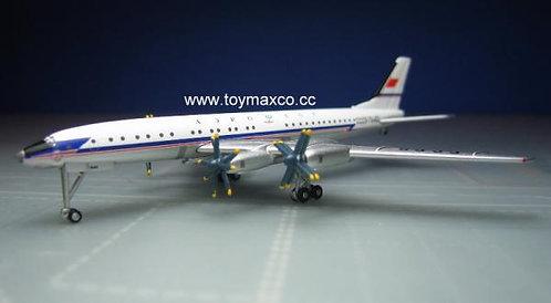 Aeroflot TU-114 1:500 HE523073-001