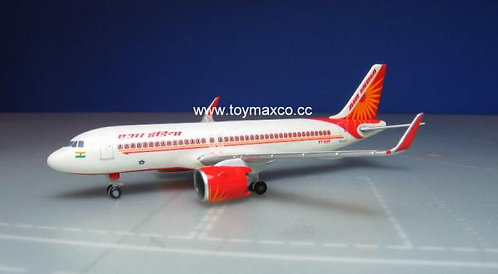 Air India A320 neo VT-EXF 1:500 HE531177