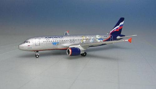Aeroflot A320 Sochi 2014 1:500 HE524407