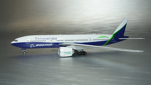 Boeing B777-200 N772ET EcoDemonstrator 1:400 PH11566
