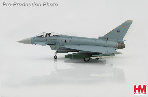 Typhoon EF2000 German Air Force 30+83 1:72 HA6602