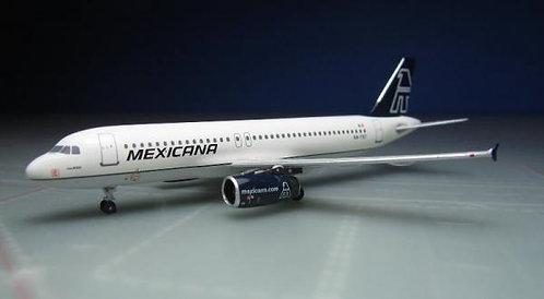 Mexicana A320 1:400 ACXATXT