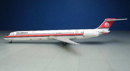 Meridiana MD-80 I-SMET 1:400 GJISS1512