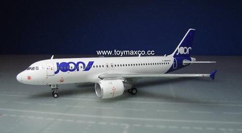 Joon A320-200 1:400 GJJON1764