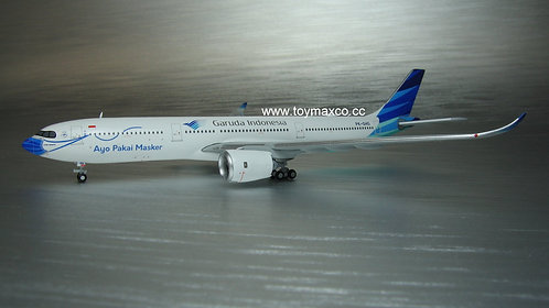 Garuda Indonesia A330-900 PK-GHG 1:400 GJGIA1961