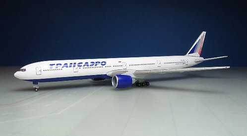 Transaero B777-300 1:500 HE527507