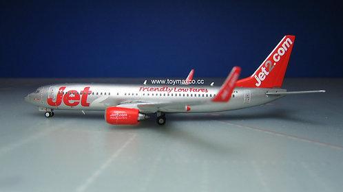 Jet2 B737-800 G-GDFR 1:400 GJEXS1936
