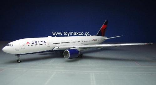 Delta B777-200LR 1:400 GJDAL1819