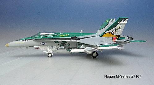 F-18C US Navy VFA-195 Dambusters 1:200 HG7167