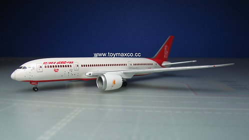 Air India B787-8 VT-ANP Ghandi Club Model 1:500 HE534512