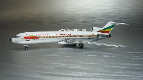 Ethiopian B727-100 1:400 ACETAHK