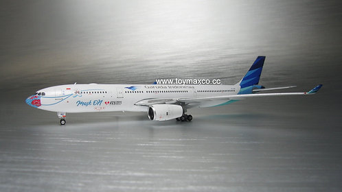Garuda Indonesia A330-300 Mask On PK-GHC 1:400 PH11668