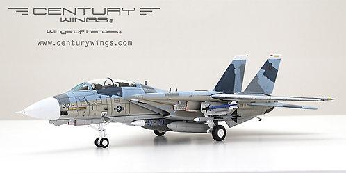 F-14 A US Navy Fighter Weapons School TopGun Miramar CA 1:72  CW001635
