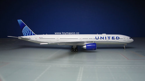 United B777-300ER N2749U 1:400 GJUAL1922