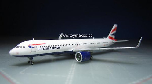 British Airways A321 neo G-NEOP 1:400 GJBAW1836