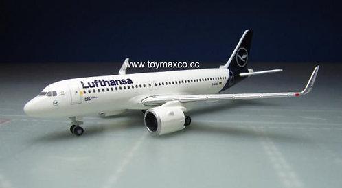 Lufthansa A320 neo D-AINO 1:500 HE533386