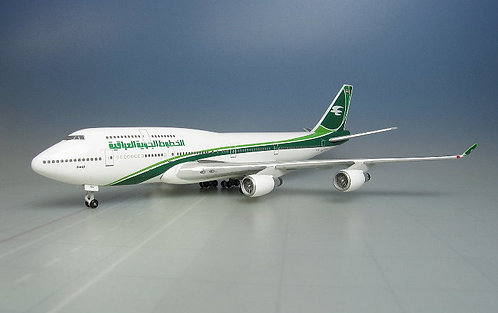 Iraqi Airways B747-400 1:500 SKY0780IA