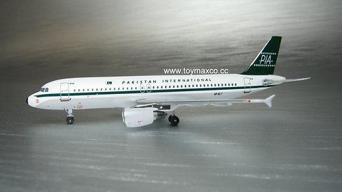 PIA Pakistan A320 AP-BLT 1:400 ACAPBLT