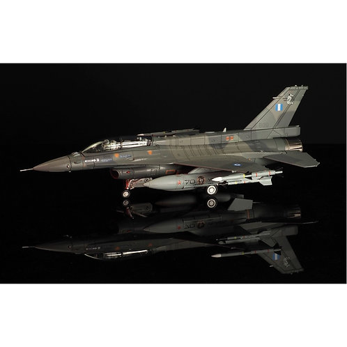 F-16D Hellenic Air Force Mira Ghost 1:72 CA721602