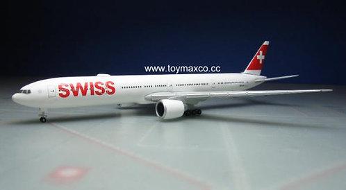 Swiss Int'l Air Lines B777-300ER HB-JNJ 1:500 HE529136-002