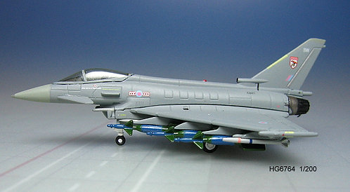 EF2000 Typhoon RAF 1:200 HG6764