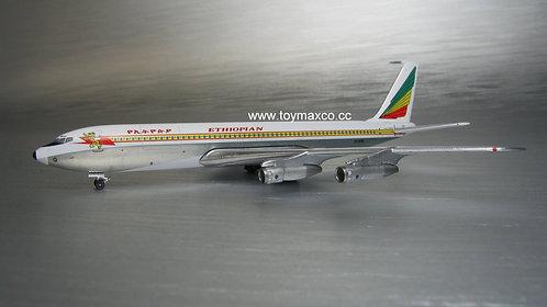 Ethiopian B707-300C ET-ACQ 1:400 ACETACQ