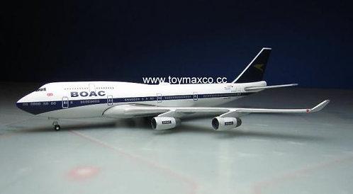 British Airways B747-400 BOAC 1:500 HE533317
