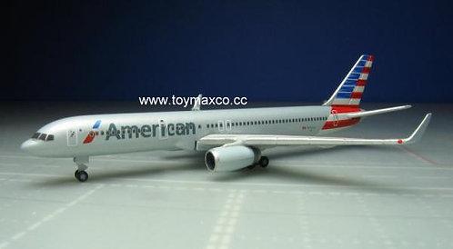American Airlines B757-200 N179AA 1:500 HE530125