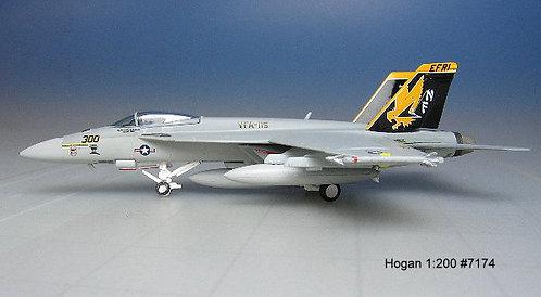 F-18E US Navy VFA-115 Eagles 1:200 HG7174