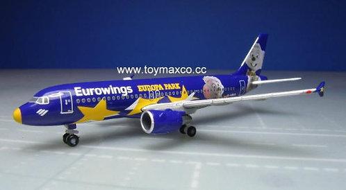Eurowings A320 Europa-Park 1:500 HE530767