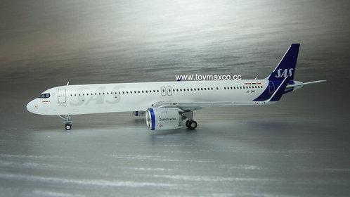 SAS A321 neo SE-DMO 1:400 GJSAS1944