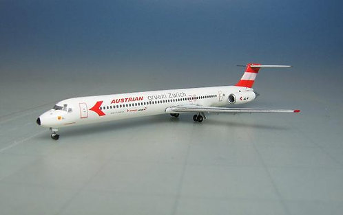 Austrian Airlines MD-81 1:500 HE526951