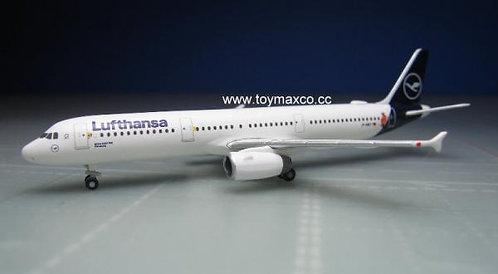 Lufthansa A321 Die Maus  D-AIRY 1:500 HE533621