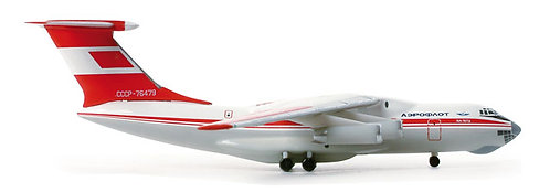 Aeroflot IL-76TD Antartic Aviation 1:500 HE517409