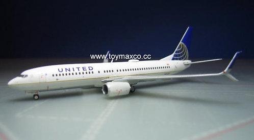 United B737-800 N14237 scimitar 1:400 GJUAL1796