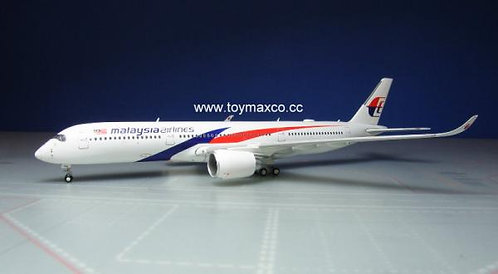 Malaysia A350-900 1:400 GJMAS1742 600g