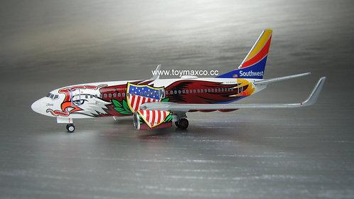 Southwest Airlines B737-700 N918WN 1:400 GJSWA1952