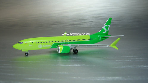 S7 Airlines B737 Max 8 VQ-BGW 1:500 HE534260
