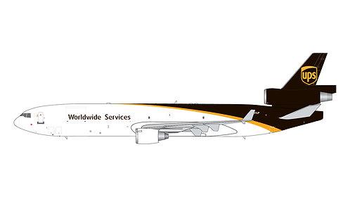 UPS MD-11F N281UP 1:400 GJUPS