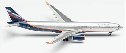 Aeroflot A330-300 A. Balulev VQ-BNS 1:500 HE517522-003