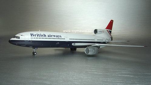 British Airways L-1011-385 Tristar Negus G-BGBB 1:200 ARDBA16
